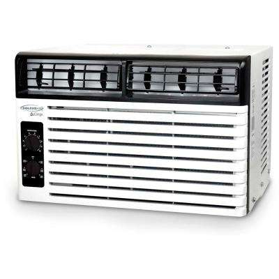 5,400 BTU 115-Volt Window Air Conditioner with Mechanical Controls