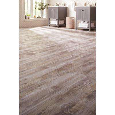 Lighthouse Oak 8.7 in. x 47.6 in. Luxury Vinyl Plank Flooring (20.06 sq. ft. / case)