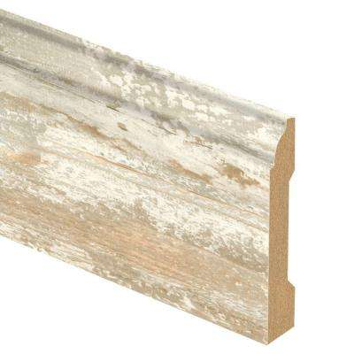 Coastal Pine 9/16 in. Thick x 3-1/4 in. Wide x 94 in. Length Laminate Base Molding