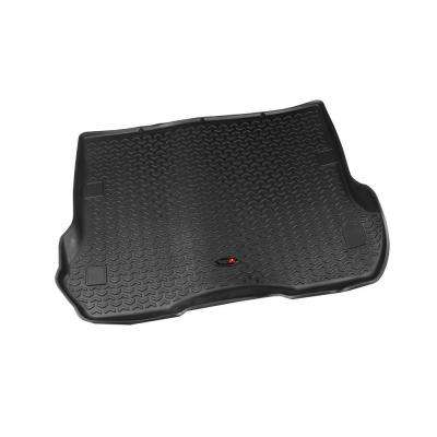 Cargo Liner Black 2005-2010 Jeep Gr and Cherokee WK
