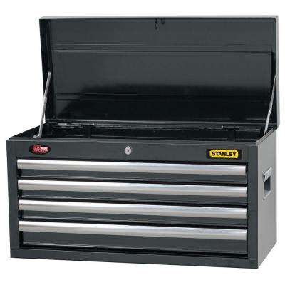 26 in. 4-Drawer Tool Chest in Wide Grey
