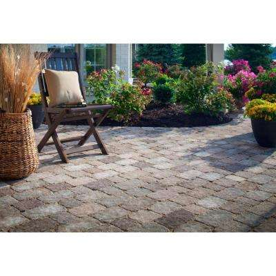 Marseilles 10.5 in. x 7 in. x 2.25 in. Harvest Blend Concrete Paver (180 Pieces / 87.5 sq. ft. / Pallet)