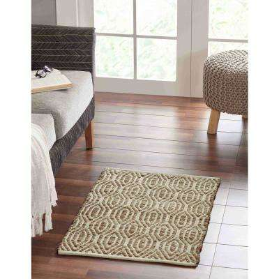 SunnyVale Natural 2 ft. x 3 ft. Indoor Area Rug