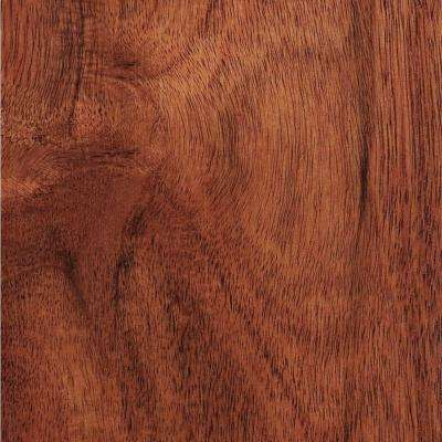 Take Home Sample - Teak Amber Acacia Click Lock Hardwood Flooring - 5 in. x 7 in.