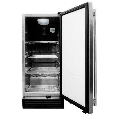 3.18 cu. ft. Outdoor Refrigerator in Stainless Steel