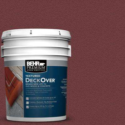 5-gal. #PFC-04 Tile Red Wood and Concrete Coating