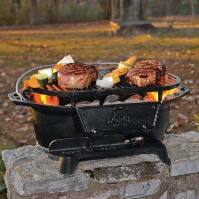 Logic Cast Iron Sportsman's Grill