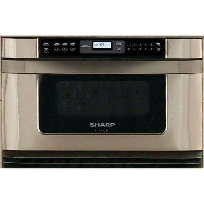 1.0 cu. ft. Countertop Microwave in Stainless Steel with Sensor Cooking-DISCONTINUED