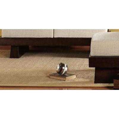 Woolen Jute Indigo 10 ft. x 13 ft. Area Rug