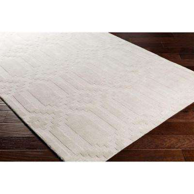 Metro Scout Off White 2 ft. x 10 ft. Indoor Runner Rug