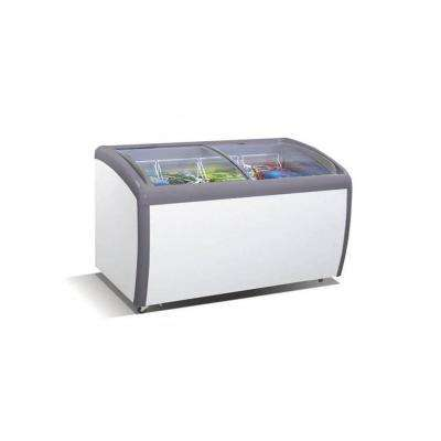 8.2 cu. ft. Manual Defrost Commercial Convertible Chest Freezer in White