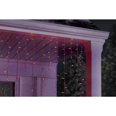 10 ft. 300-Light Heavy Duty Icicle Light String