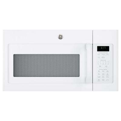 1.7 cu. ft. Over-the-Range Microwave Oven in White