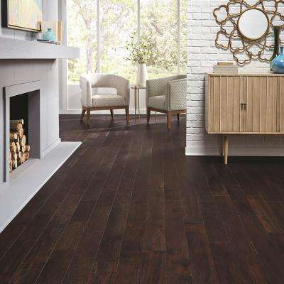 Auburn Acacia 3/8 in. T x 5 in. W x Varying Length Click Lock Exotic Engineered Hardwood Flooring (26.25 sq. ft./case)