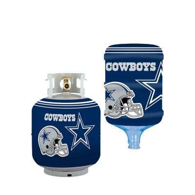 Dallas Cowboys Propane Tank Cover/5 Gal. Water Cooler Cover