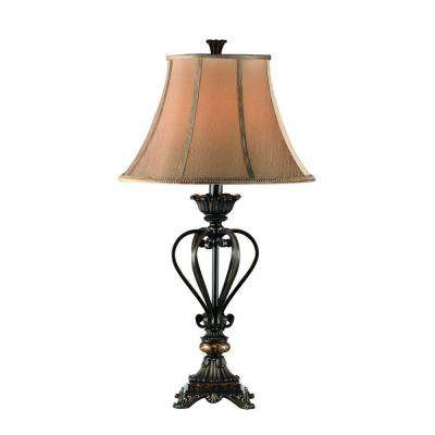 Sonoma 34 in. Bronze Table Lamp (Set of 2)