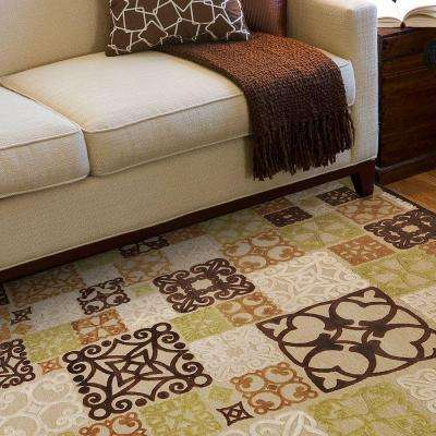 Tyler Natural 9 ft. x 12 ft. Area Rug