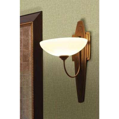 Linge Light Brown Linen Texture Wallpaper