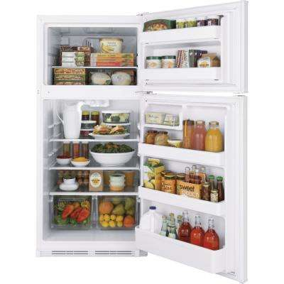 White Refrigerators Appliances The Home Depot