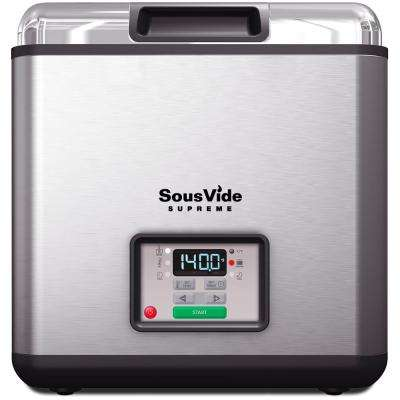 Supreme Stainless Steel Countertop Sous Vide Cooker