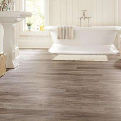 Dove Maple 6 in. x 36 in. Luxury Vinyl Plank Flooring (24 sq. ft. / case)