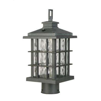 Zinc Outdoor Integrated LED Post Light