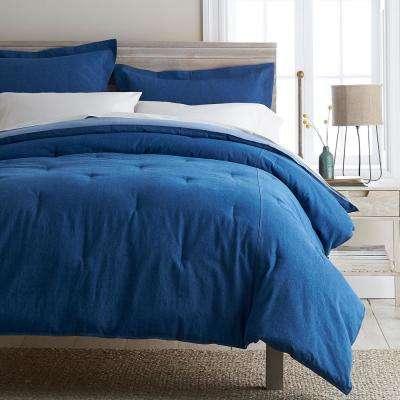 Denim Cotton Comforter