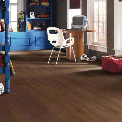 Hamilton Tundra 7 in. x 48 in. Resilient Vinyl Plank Flooring (34.98 sq. ft. / case)