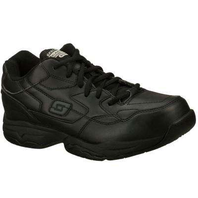 Felton - Altair Men Black Synthetic Work Shoe