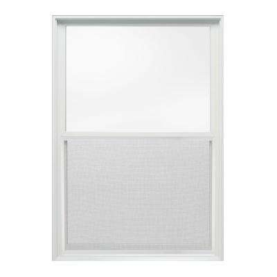 33.375 in. x 48 in. W-2500 Series Double Hung Wood Window - White