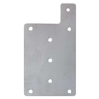 Satellite Dish Fascia Mount Plate