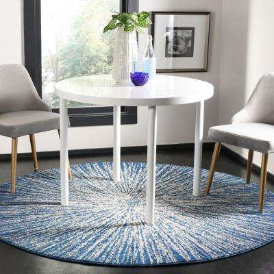 geometric 9 round area rugs rugs the home depot rh homedepot com