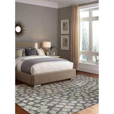Cohassett Grey 10 ft. x 14 ft. Indoor/Outdoor Area Rug