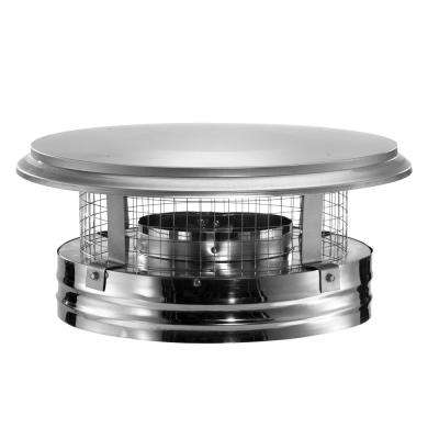 DuraPlus 6 in. Round Chimney Cap