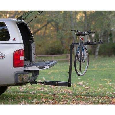 GlideAWAY2 Deluxe Hitch Mounted 4 Bike Rack