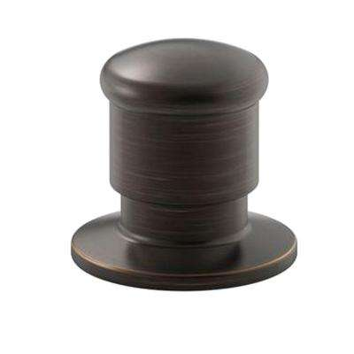 Deck-Mount Two-Way Diverter Valve in Oil-Rubbed Bronze