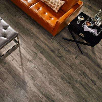 Outlast+ Vintage Pewter Oak 10 mm Thick x 7-1/2 in. Wide x 47-1/4 in. Length Laminate Flooring (549.64 sq. ft. / pallet)