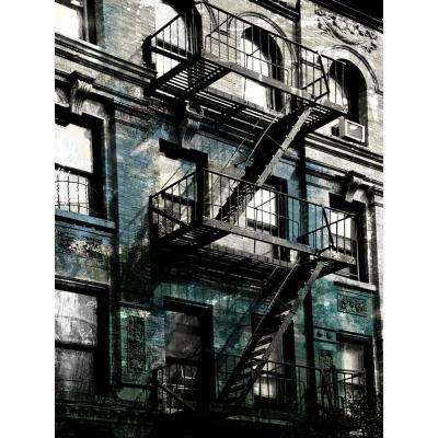 "32 in. x 24 in. ""City Escapes I "" by Austin Beiv Gallery Wrapped Canvas Wall Art"