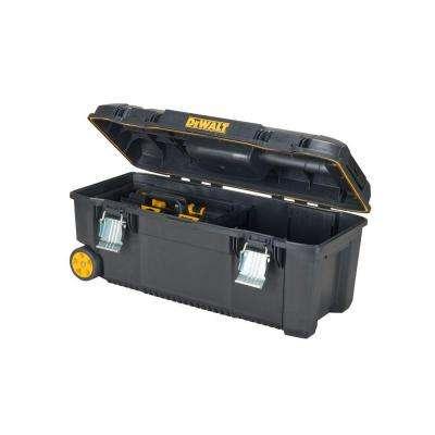 28 in. 12 Gal. Mobile Tool Box