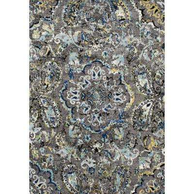 Taunya Multi 9 ft. 10 in. x 14 ft. Area Rug