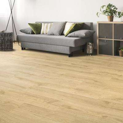 Outlast+ Waterproof Vienna Oak 10 mm T x 7.48 in. W x 47.24 in. L Laminate Flooring (549.64 sq. ft. / pallet)