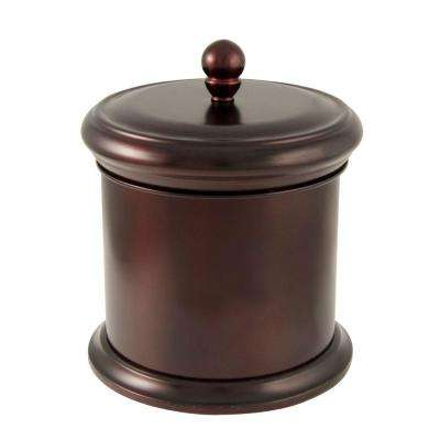 Danforth Cotton Box in Oil Rubbed Bronze