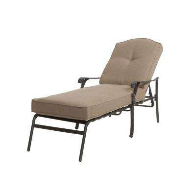 Augusta Patio Chaise-DISCONTINUED