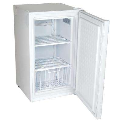Kool 3.1 cu. ft. Upright Freezer in White