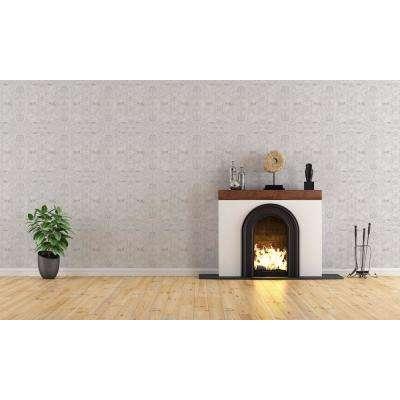 ABRA Collection Porcelain Flora Large Premium Matte Wallpaper
