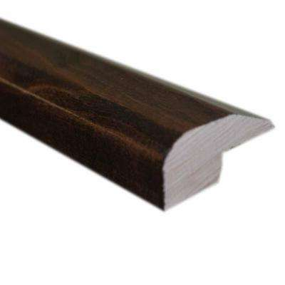 Oak Bordeaux 0.88 in. Thick x 2 in. Wide x 78 in. Length Carpet Reducer/Baby T-Molding