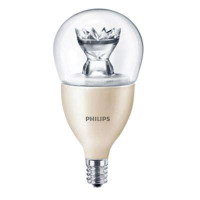 40W Equivalent Soft White (2700K) A15 Fan Dimmable LED Light Bulb