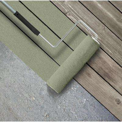 5 gal. #SC-132 Sea Foam Textured Solid Color Exterior Wood and Concrete Coating