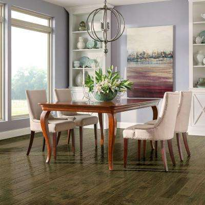 American Vintage Scraped Wolf Run Oak 3/4 in. T x 5 in. W x Varying L Solid Hardwood Flooring (23.5 sq. ft. / case)
