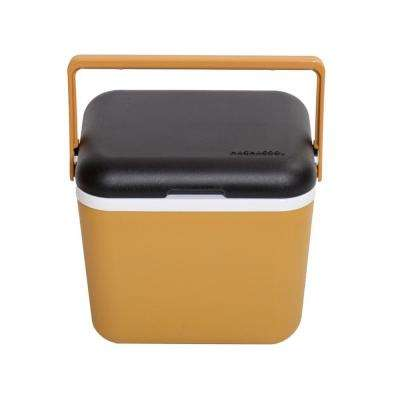 Magnetic Tractor Yellow hard cooler